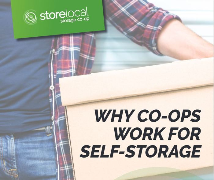 WHY CO-OPS WORK FOR SELF-STORAGE